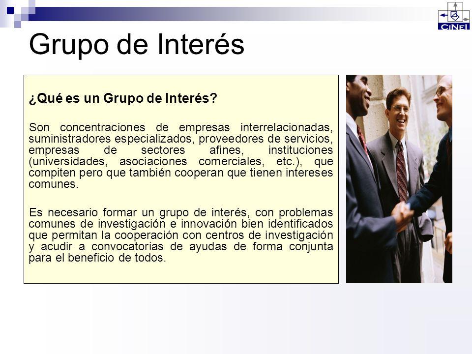 Grupo de Interés ¿Qué es un Grupo de Interés