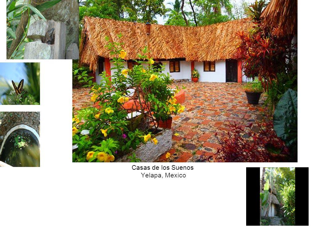 Casas de los Suenos Yelapa, Mexico