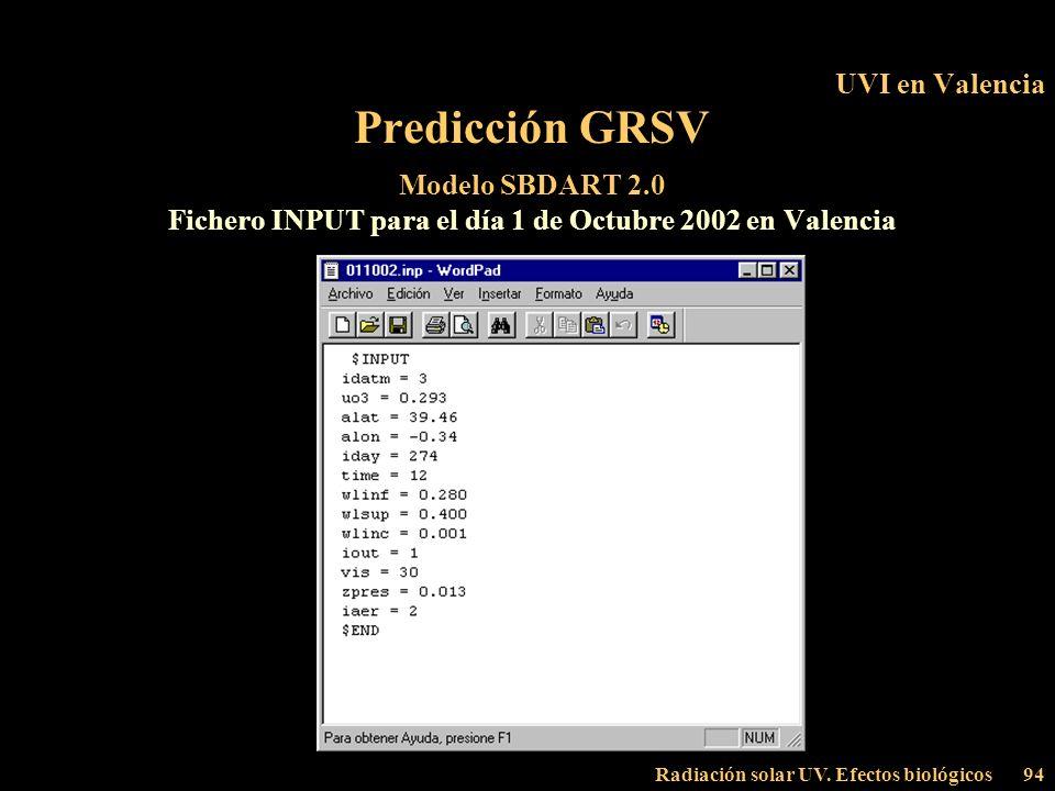 Fichero INPUT para el día 1 de Octubre 2002 en Valencia