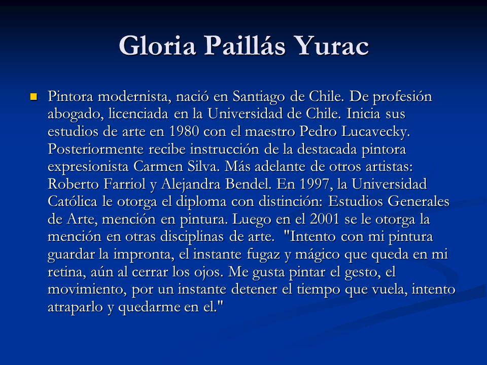 Gloria Paillás Yurac