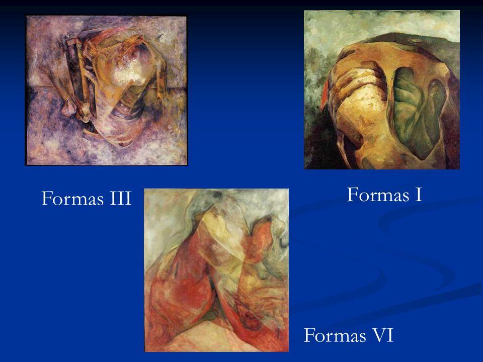 Formas I Formas III Formas VI