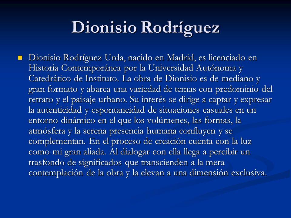 Dionisio Rodríguez