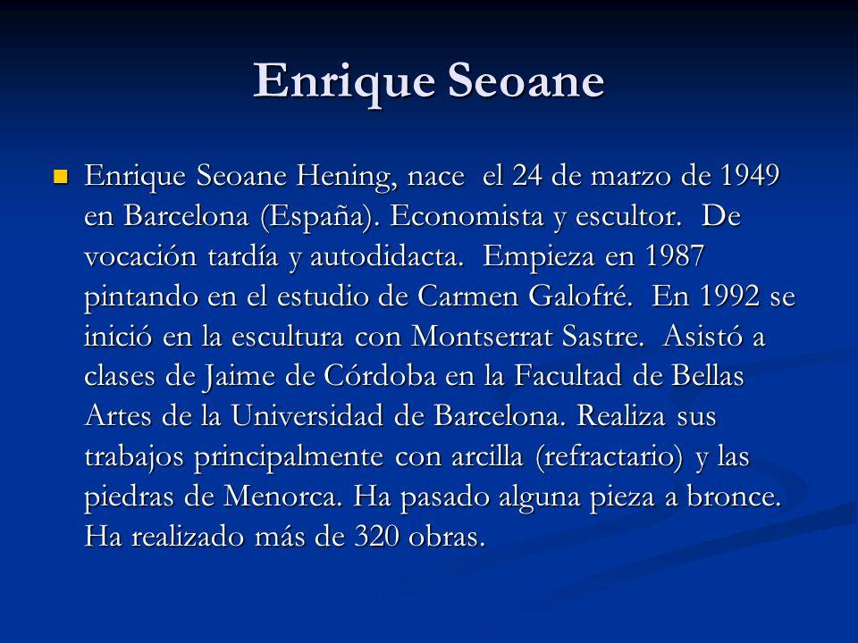 Enrique Seoane