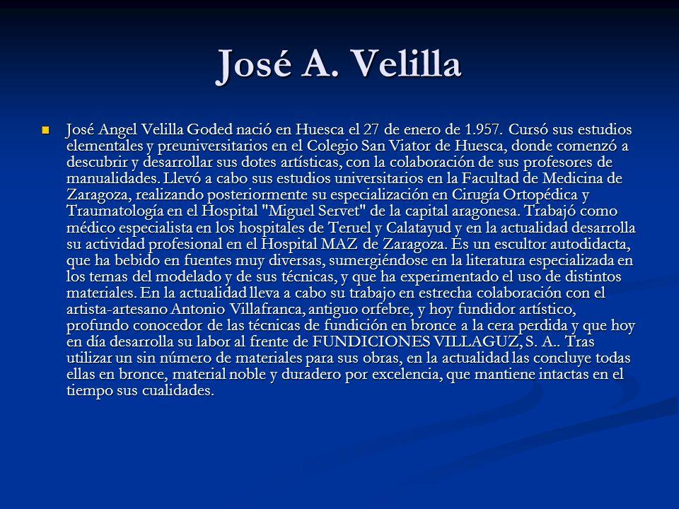 José A. Velilla