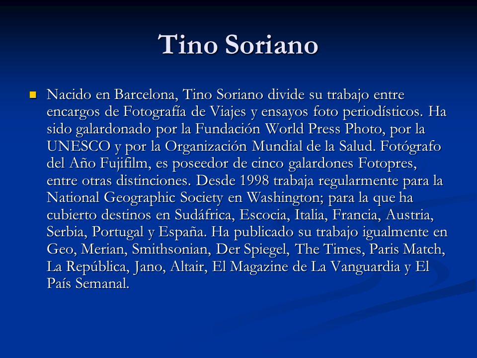 Tino Soriano