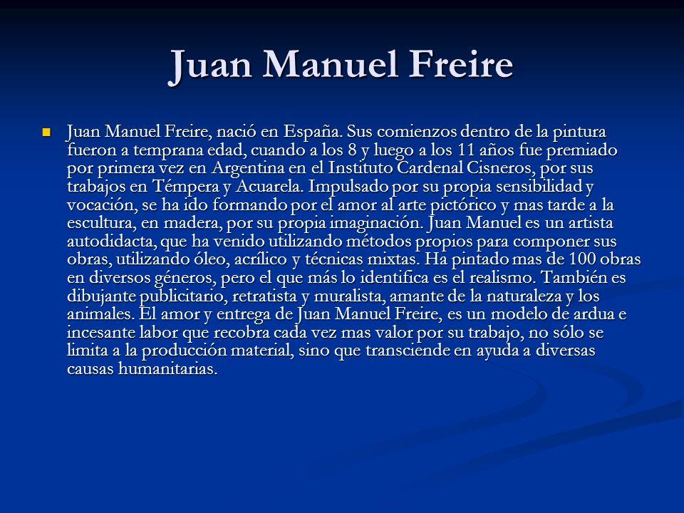 Juan Manuel Freire