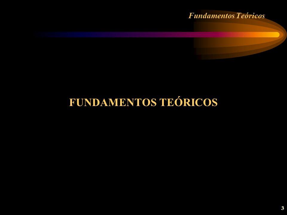 Fundamentos Teóricos FUNDAMENTOS TEÓRICOS
