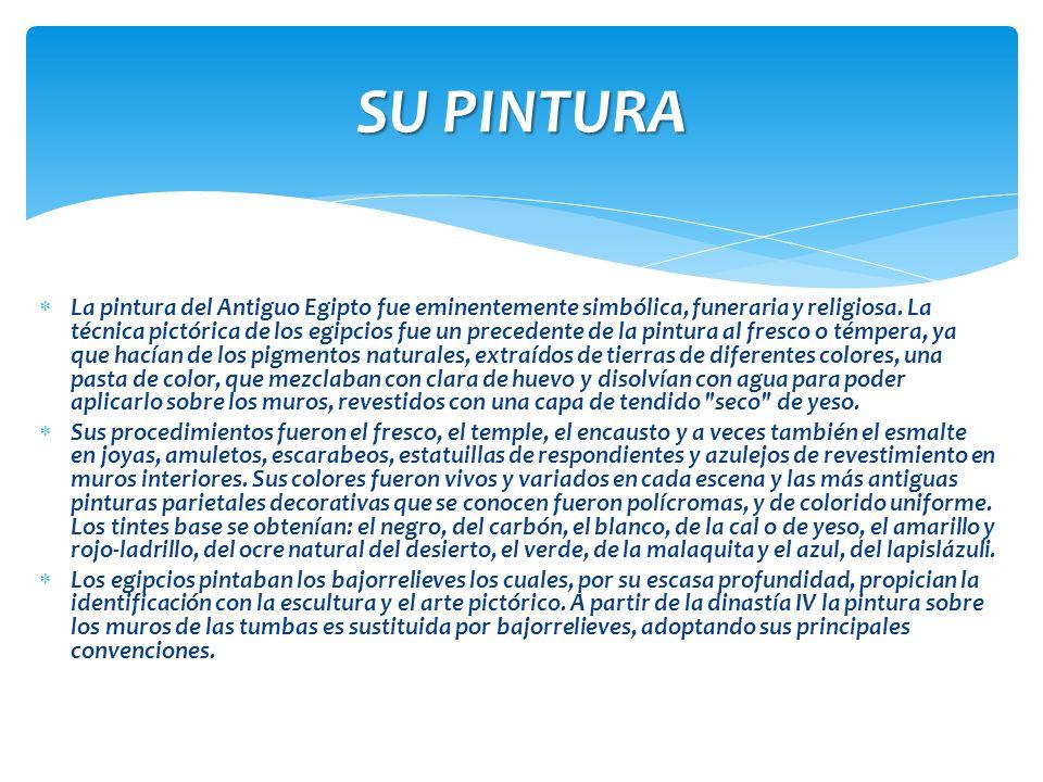 SU PINTURA