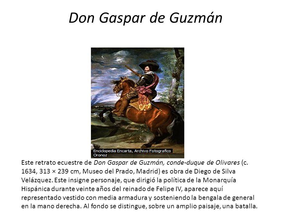Don Gaspar de Guzmán