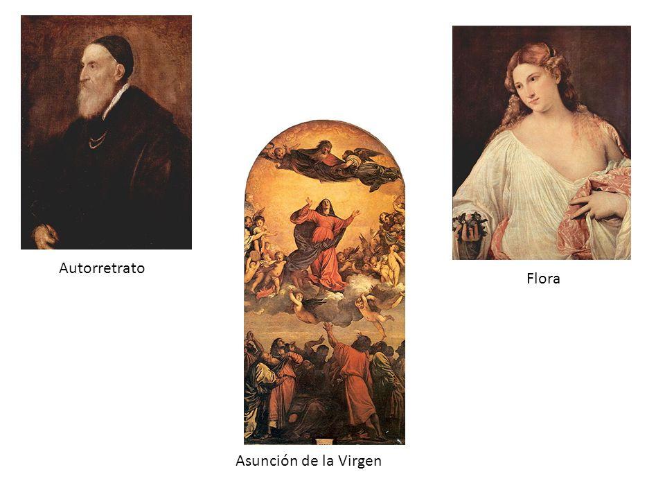 Autorretrato Flora Asunción de la Virgen