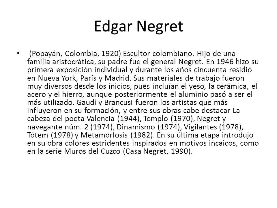 Edgar Negret