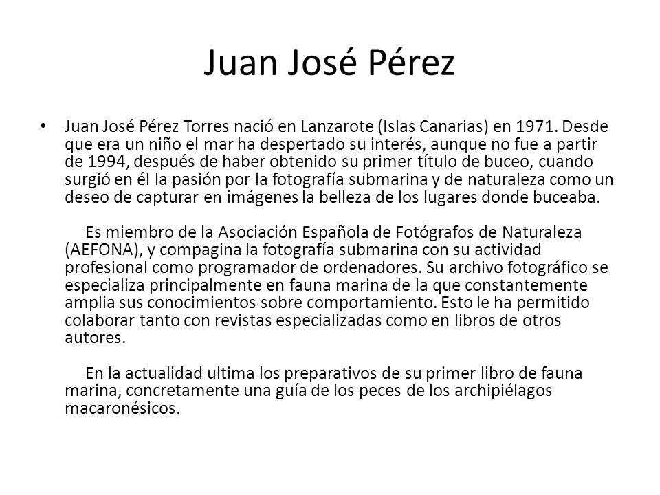 Juan José Pérez