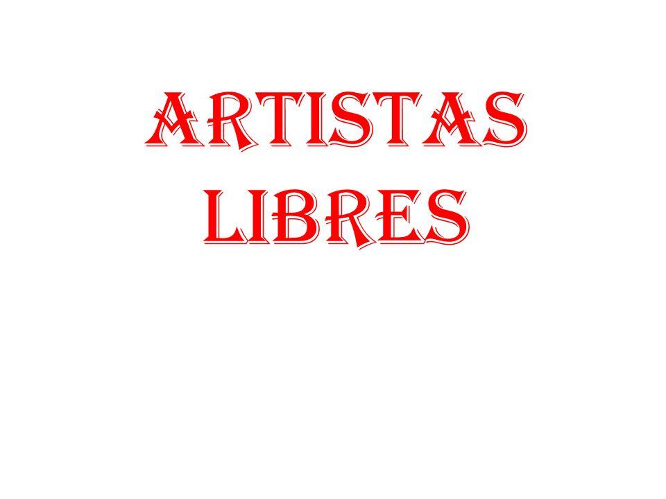 ARTISTAS LIBRES