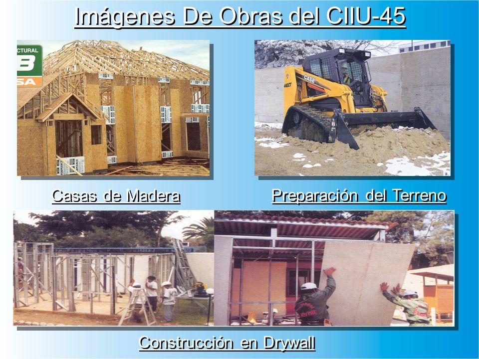 Imágenes De Obras del CIIU-45
