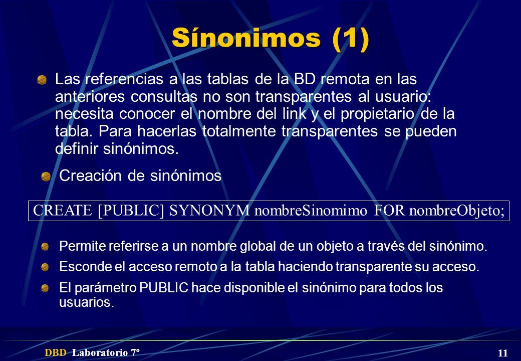 Sínonimos (1)