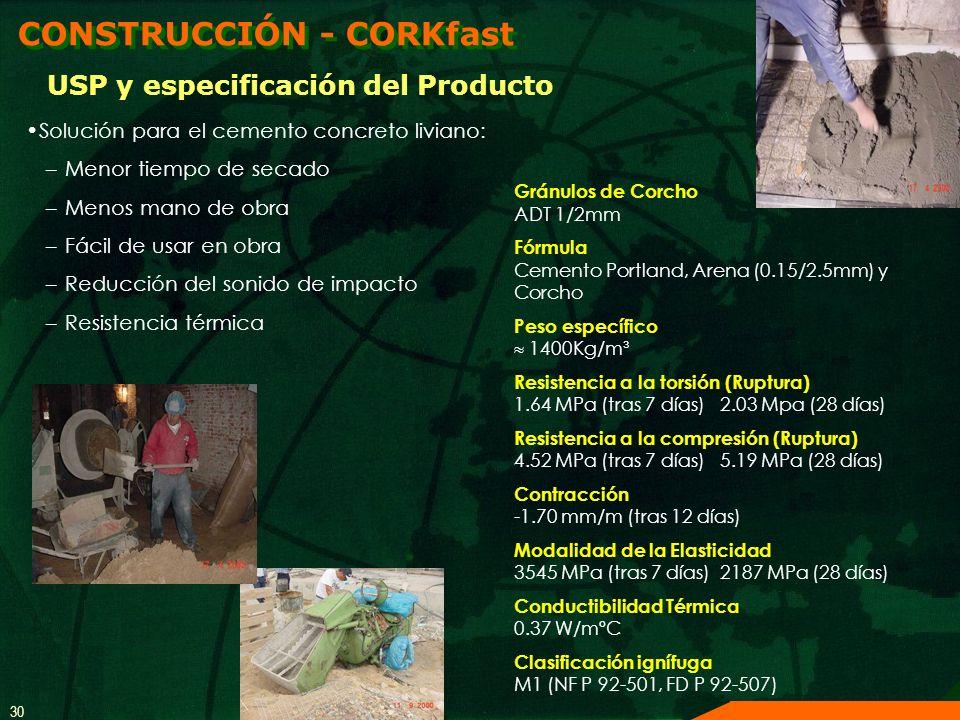 CONSTRUCCIÓN - CORKfast