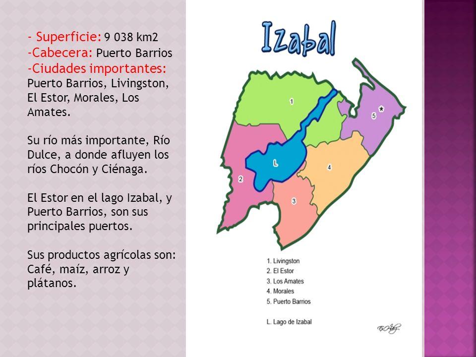 Cabecera: Puerto Barrios