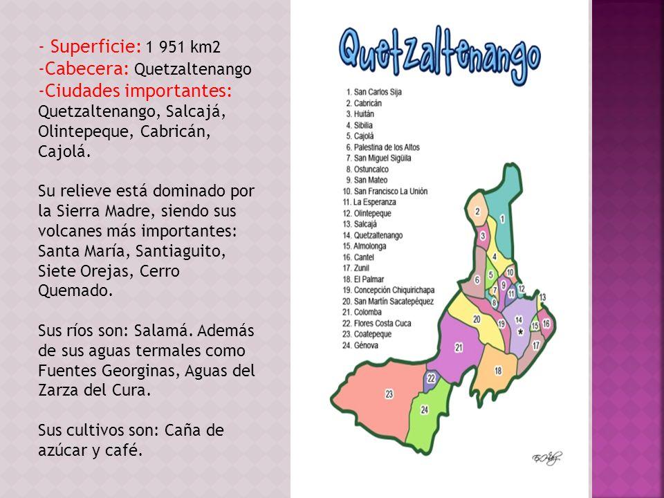Cabecera: Quetzaltenango