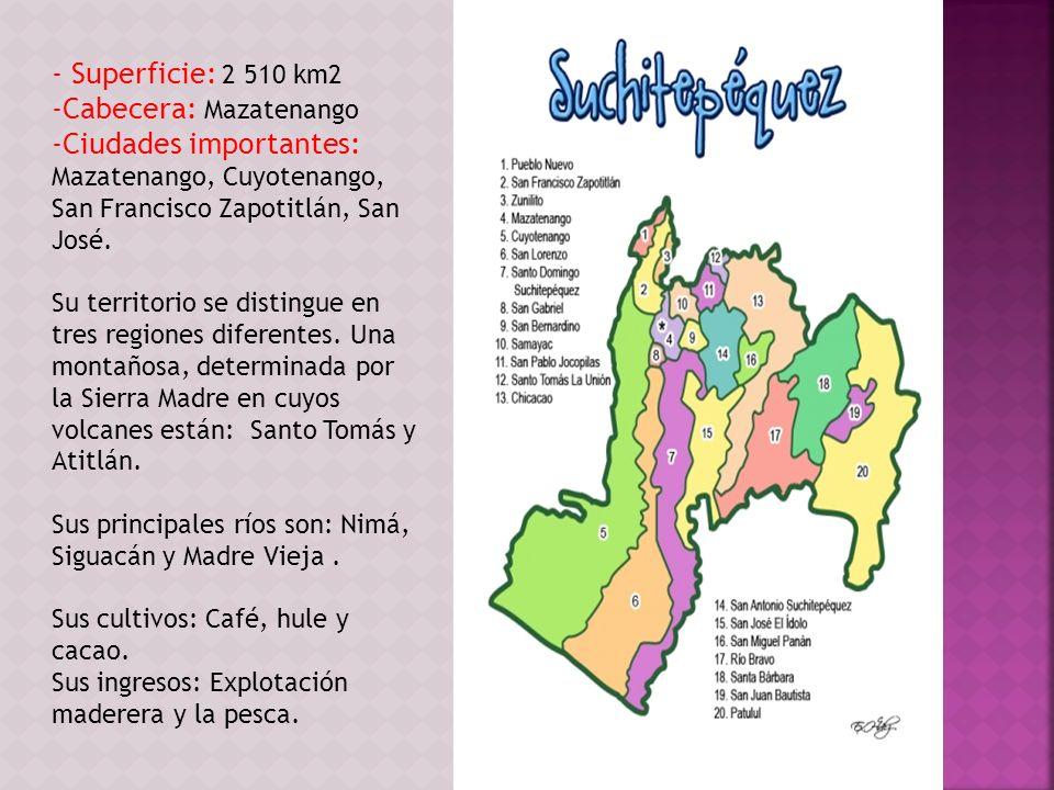 Cabecera: Mazatenango