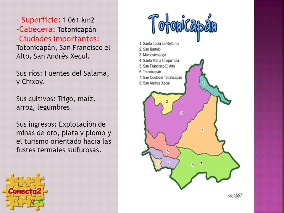 Cabecera: Totonicapán