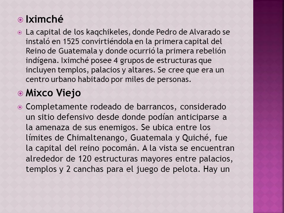 Iximché