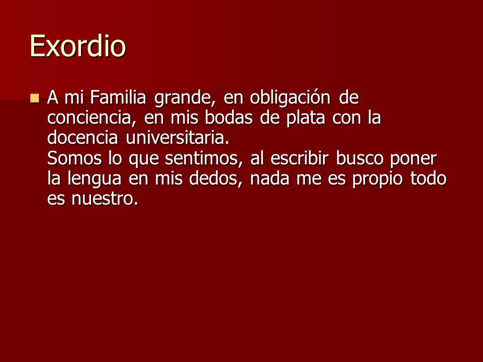 Exordio