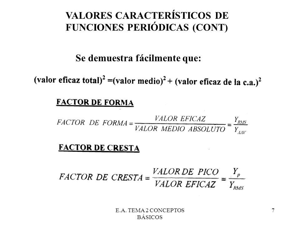 E.A. TEMA 2 CONCEPTOS BÁSICOS