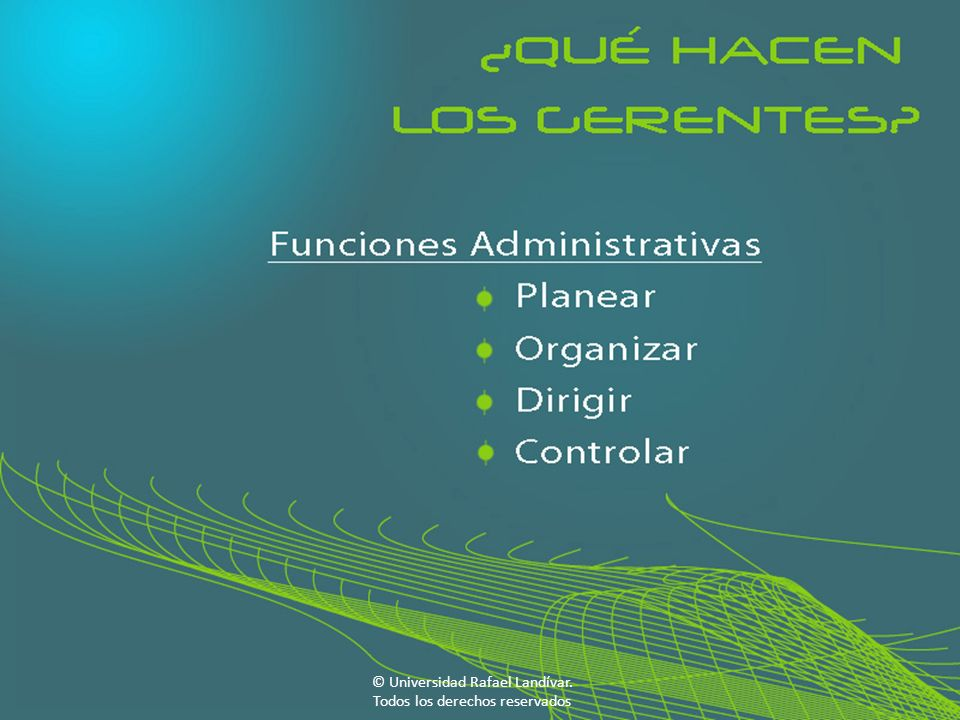 © Universidad Rafael Landívar. Todos los derechos reservados
