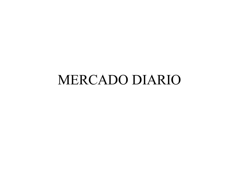 MERCADO DIARIO