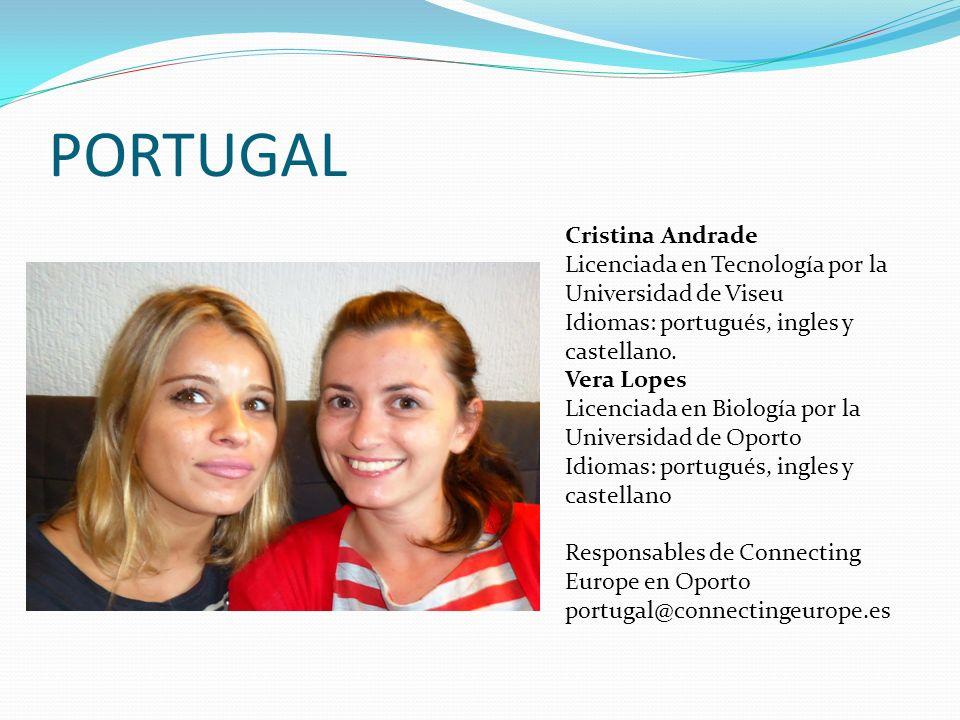 PORTUGAL Cristina Andrade