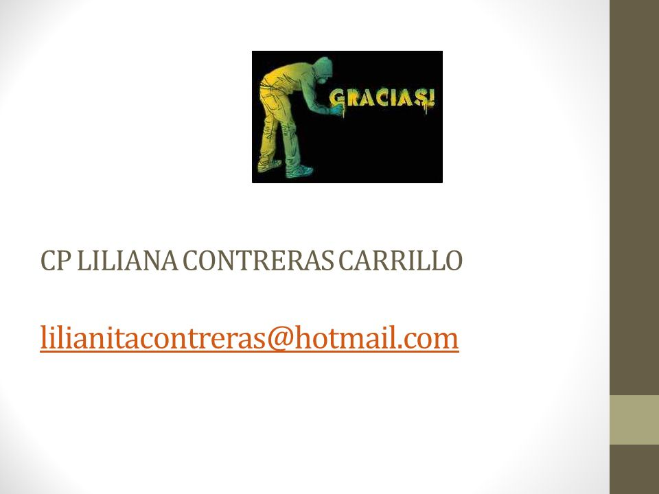 CP LILIANA CONTRERAS CARRILLO lilianitacontreras@hotmail.com