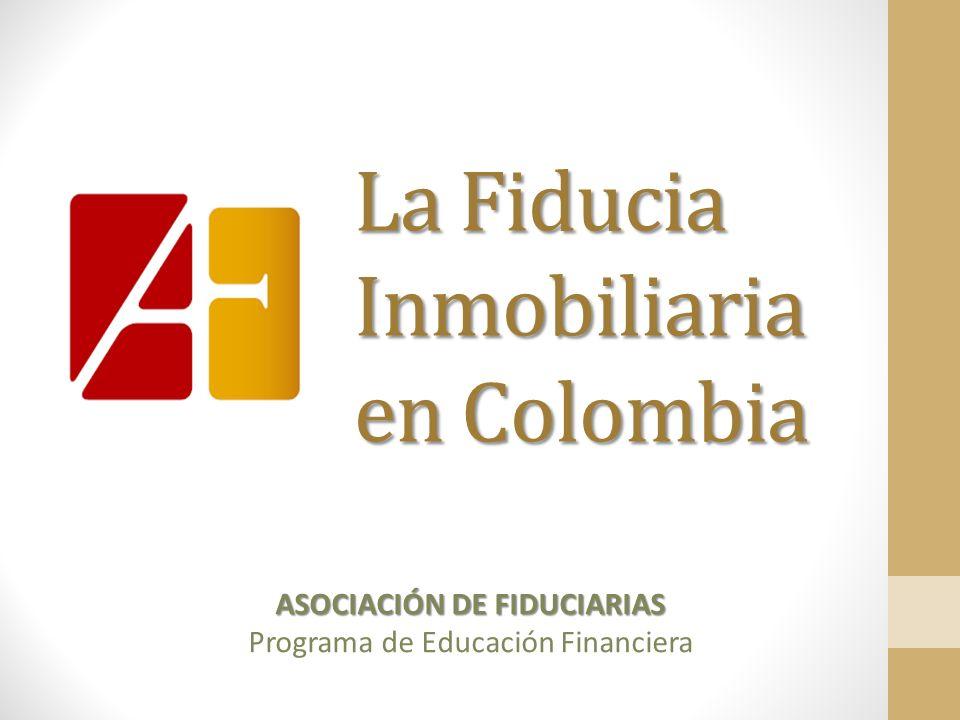La Fiducia Inmobiliaria en Colombia