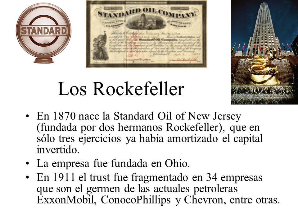 Los Rockefeller