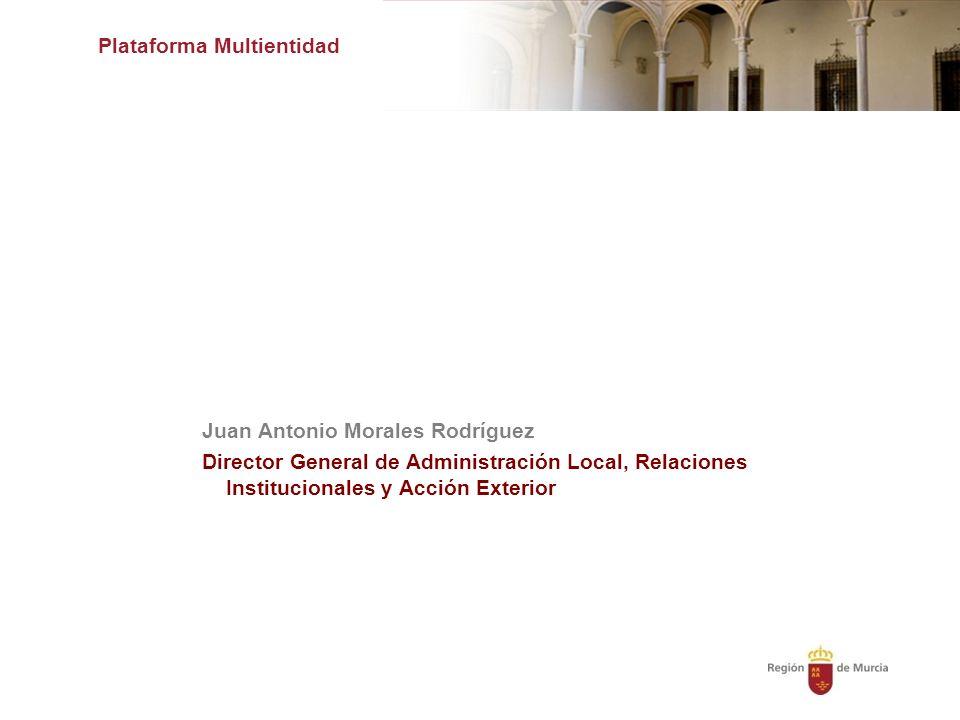 Plataforma Multientidad
