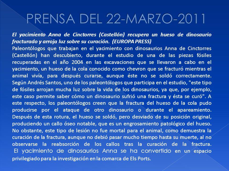 PRENSA DEL 22-MARZO-2011
