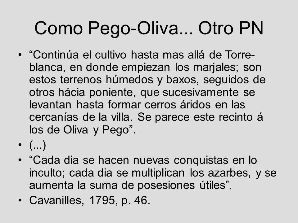 Como Pego-Oliva... Otro PN