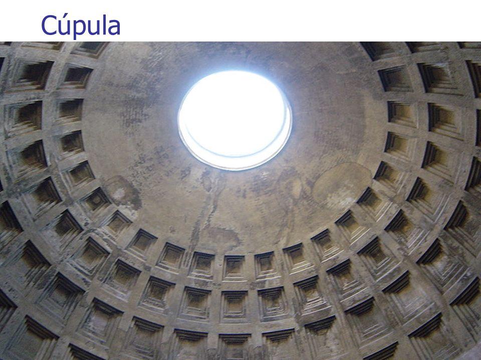 Cúpula Arte Romano
