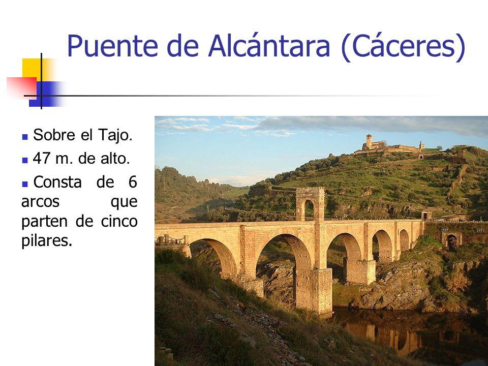 Puente de Alcántara (Cáceres)