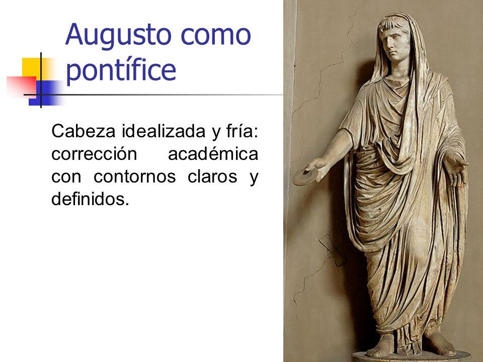 Augusto como pontífice