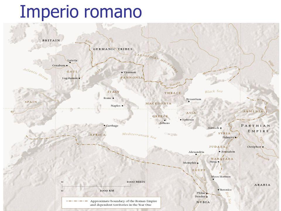 Imperio romano Arte Romano