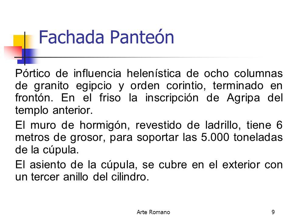 Fachada Panteón