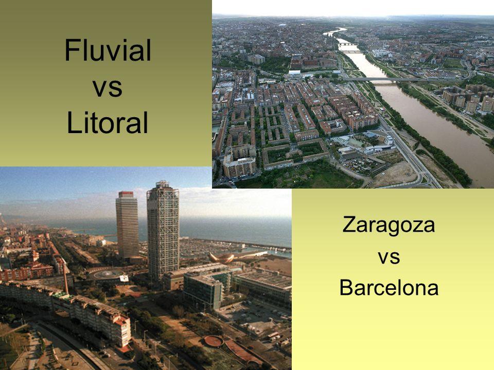 Fluvial vs Litoral Zaragoza vs Barcelona
