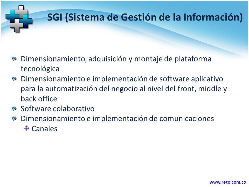 SGI (Sistema de Gestión de la Información)