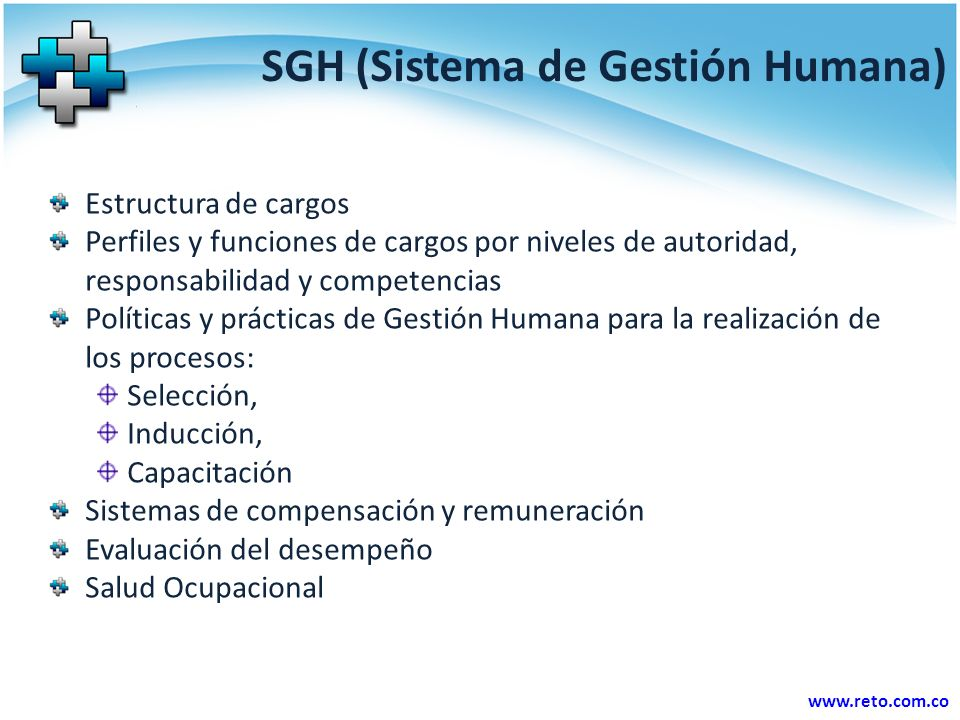 SGH (Sistema de Gestión Humana)