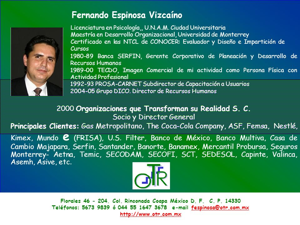 Fernando Espinosa Vizcaíno