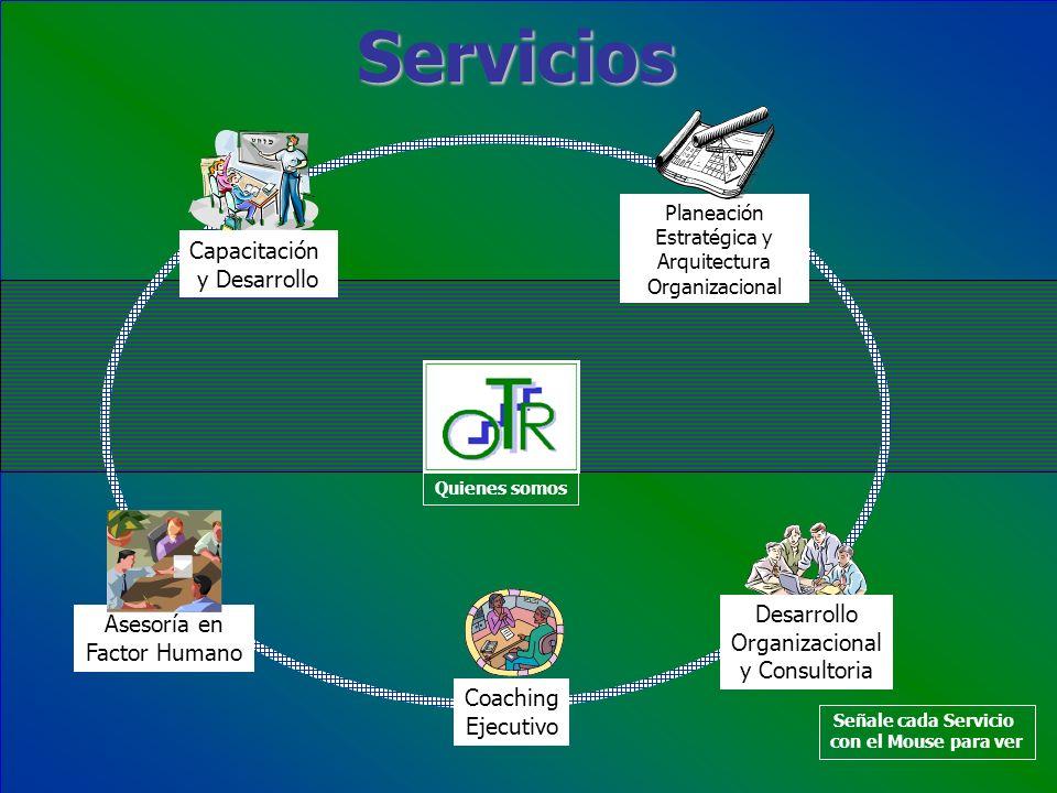 Servicios Capacitación y Desarrollo Desarrollo Asesoría en