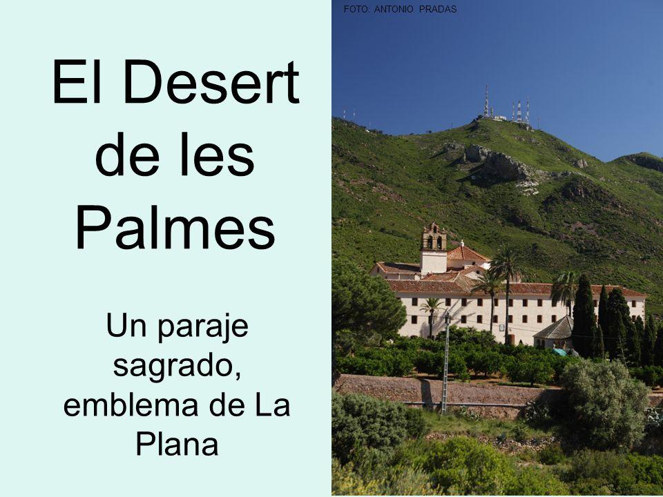 Un paraje sagrado, emblema de La Plana