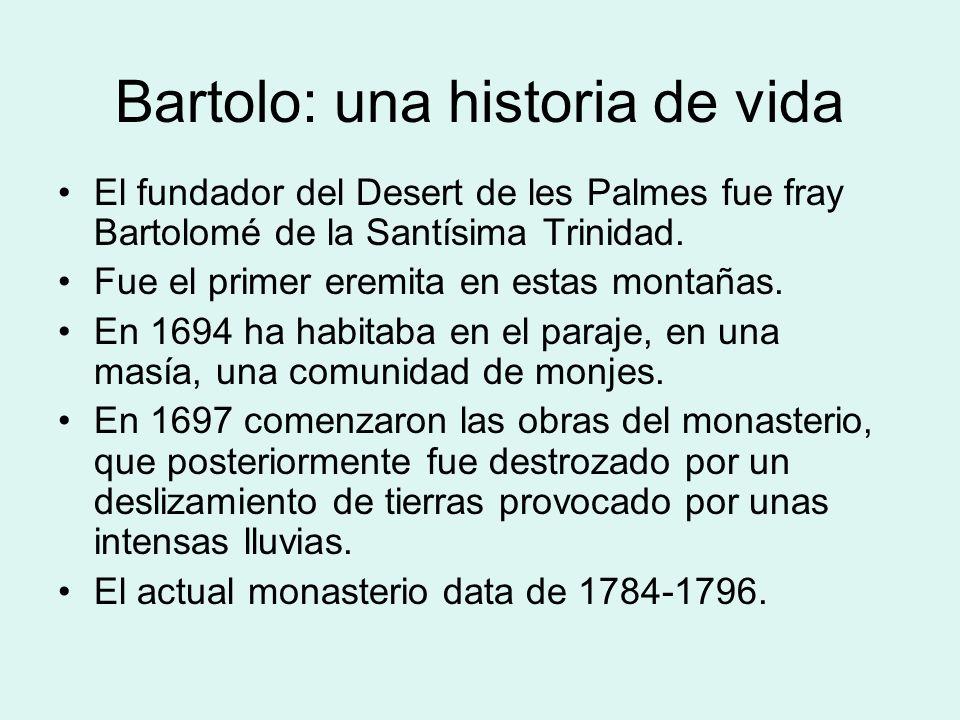 Bartolo: una historia de vida