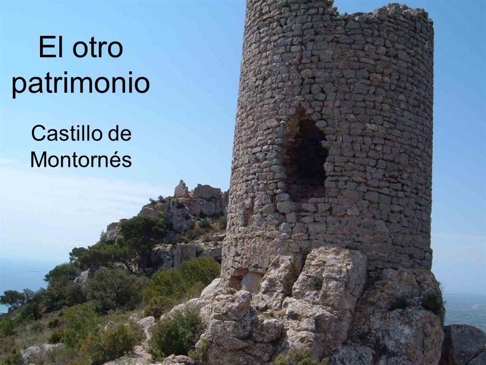 El otro patrimonio Castillo de Montornés