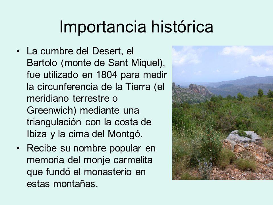 Importancia histórica